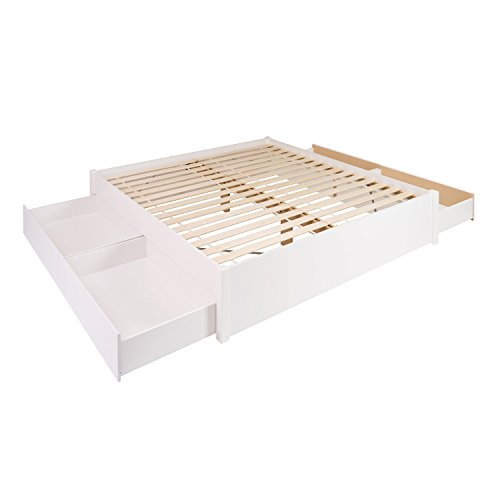 King Select Bed with White