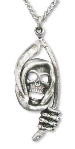 Grim  (Grim Reaper Costumes Sickle)