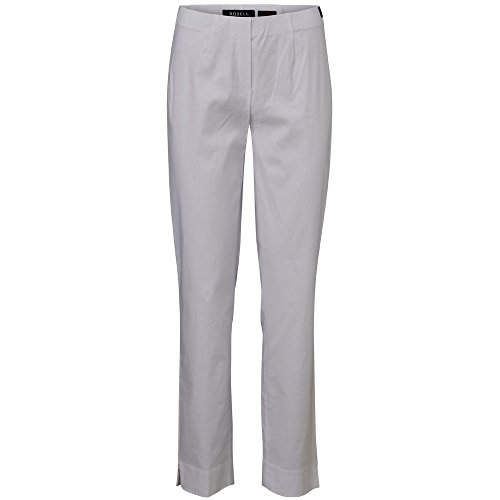Blanco Mujer Robell Robell Robell Para Blanco Pantalón Para Mujer Pantalón Pantalón Para Mujer 6q6gHwFB7x