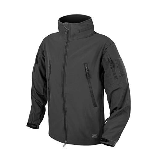 [해외]헬 리 콘 건 파이터 소프트 쉘 재킷 블랙 / Helikon Gunfighter Soft Shell Jacket Black