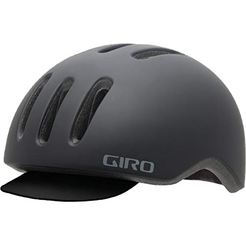 Giro Reverb Bike Helmet (Matte Black, Small)