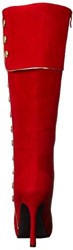 Scarpe Ellie Womens 420 Elda Boot Red