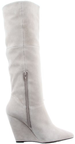 Johnson Zohara Betsey Bone Women's Suede 8wyPOqA