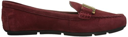 Calvin Klein Women's Lisette Loafer Flat Red ebay sale online discount recommend hQVAhu