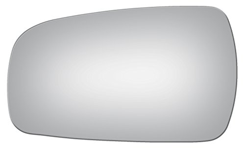 Burco 2637 Flat Driver Side Power Replacement Mirror Glass for Infiniti I30, Nissan Maxima (1995, 1996, 1997, 1998, 1999)