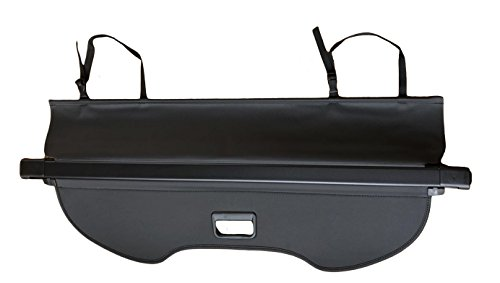 Kaungka Cargo Cover for 13-18 Ford Escape Cargo Cover Trunk Shielding Shade Black (Updated version:There is no gap between the back seats and the trunk -