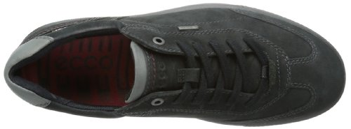 Ecco Bradley Warm Dark Clay Jamala/Samba 534054 Herren Sneaker Schwarz (Black/Dark Shadow)