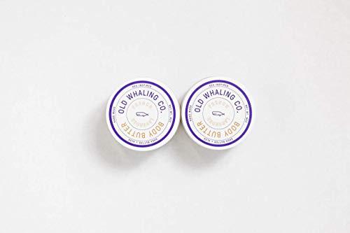(Two 8oz French Lavender Body)