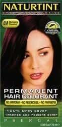 Naturtint Permanent Hair Color 4M Mahogany Chestnut -- 5.28 fl oz by Naturtint