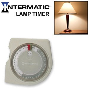 Intermatic TN800CH - Dual Outlet Appliance Timer - 2 On/Off Operations per - Woodburn Outlets Or