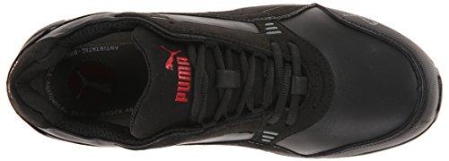 Puma Hombres Safety Velocity Sd Zapatos De Punta Baja En Seguridad Negro