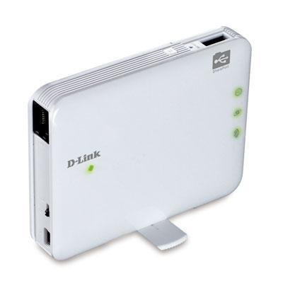 D-Link Network DIR-506L Router Wireless-N 300Mbps SharePort Go Ethernet 10/100 White Retail 506l Wireless Router