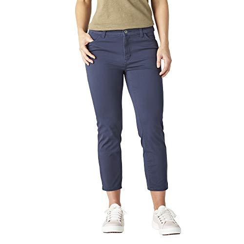Dickies Women's Perfect Shape Twill Capri Pant