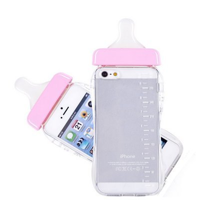 baby pink iphone 8 plus case