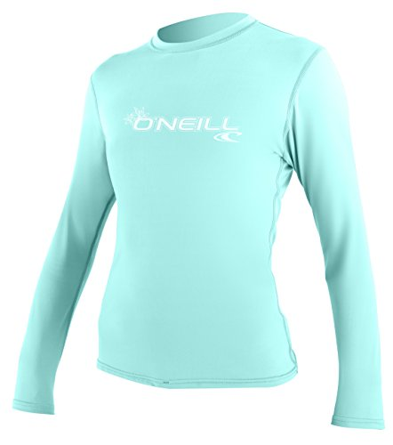O'Neill Wetsuits UV Sun Protection Womens Basic Skins Tee Sun Shirt Rash Guard