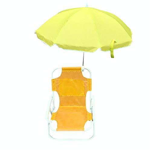 Henreal Strandstoelen en parasols Outdoor Beach Folding Multifunctionele Draagbare Deck Stoelen voor Kinderen