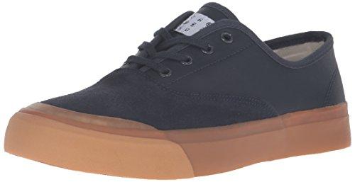 HUF Men's Cromer Skateboarding Shoe, Navy/Gum, 12 M US