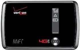 Verizon Jetpack 4G LTE Mobile Hotspot MiFi 4510L 4510L WORKS ON VERIZON WIRELESS by Novatel Wireless
