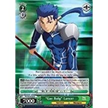 Weiss Schwarz - Gae Bolg Lancer - FS/S36-E034 - R (FS/S36-E034) - Fate Stay Night [Unlimited Blade Works] Vol 2 Booster
