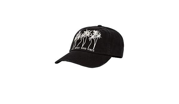 Billabong Surf Club Black Strapback Hat: Amazon.es: Ropa y accesorios