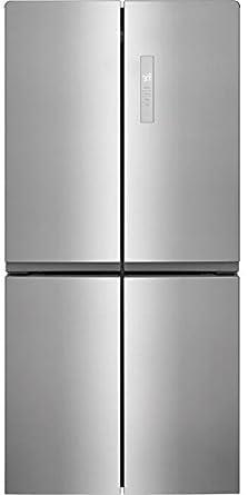 Frigidaire FFBN1721TV 33 Inch 4 Door French Door Refrigerator With 17.4 Cu.  Ft. Total