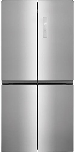 Frigidaire FFBN1721TV 33 Inch 4 Door French Door Refrigerator with 17.4 cu. ft. Total Capacity, in Stainless Steel
