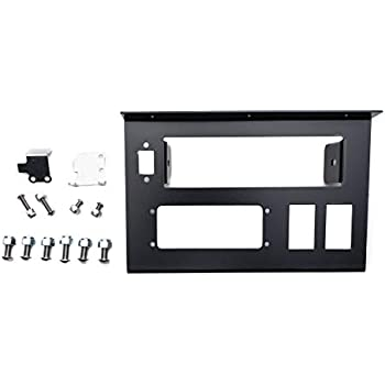 UTV INC 2015 Polaris RZR PCI Two Way Radio and Intercom Mounting Bracket