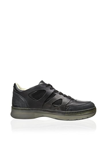Black Sneakers Black McQueen MCQ Athletic Leather PUMA Mens Alexander Lo Move HxqayavwzS