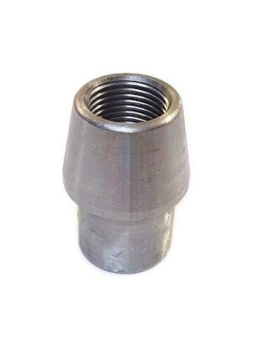 QSC 3/4-16 RH Threaded Weld In Bung .120, Tube Adapter, Threaded Insert