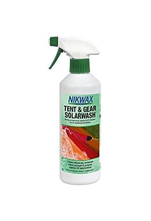Nikwax Tent u0026 Gear Solar Wash  sc 1 st  Amazon.com & Amazon.com : Nikwax Tent u0026 Gear Solar Wash : Sports u0026 Outdoors