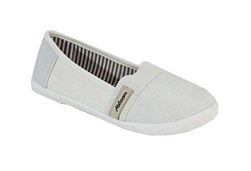 Para Bailarinas Shoes Mujer By Blanco xUw68gSEnq