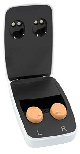 Hearing Assist Recharge ITE   Rechargeable ITE Air for sale  Delivered anywhere in USA