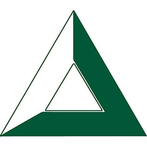 - NBFU DECALS Logo Basic Attention Token (Green) (Set of 2) Premium Waterproof Vinyl Decal Stickers for Laptop Phone Accessory Helmet CAR Window Bumper Mug Tuber Cup Door Wall Decoration