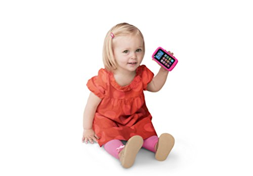 31lpzBliQeL - LeapFrog Chat And Count Smart Phone, Violet