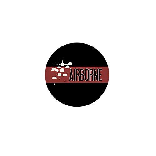 CafePress - U.S. Army: Airborne Jump (Airborne Red - 1