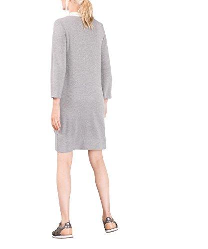 Medium 039 Grey 096EE1E030 40 Damen ESPRIT Grau Kleid L 5 Herstellergröße 1wxZIwqpO