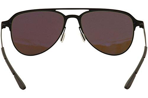 adidas de 000 Black hombre Sport Aviator Matte Gafas sol para AOM005 009 ZfrOZnwq4
