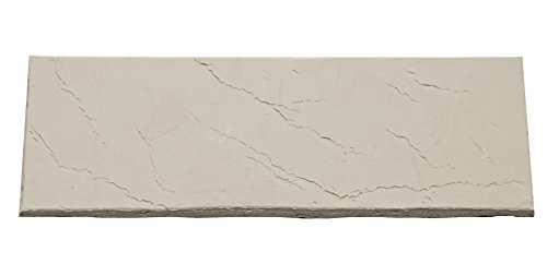Grid Decorative Trim (Trimfree Lawn Border Pavers - 10 Feet - 5 pieces - Sandstone)