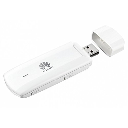 Huawei E3272s-506 Unlocked 150 Mbps 4G LTE USB Stick (4G LTE in Americas, Europe, Asia, Middle East, Africa) (White)