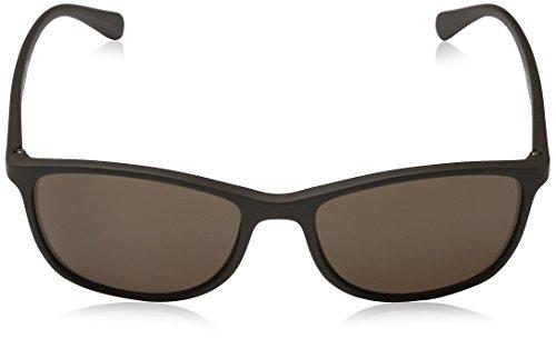 Brown Armani Unisex Gafas de Adulto Emporio Matte 550373 Sol OF04nFWq