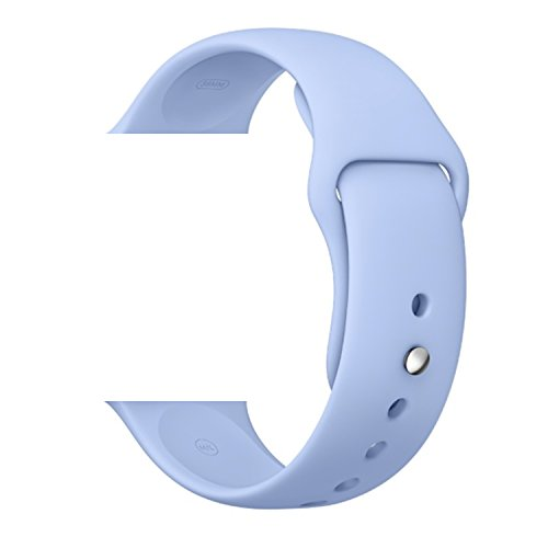 Vitech Soft Silicone Replacement Sport Band for 38mm Apple Watch Models