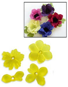 Anemone Cutters Set of 4 by JEM Cutters