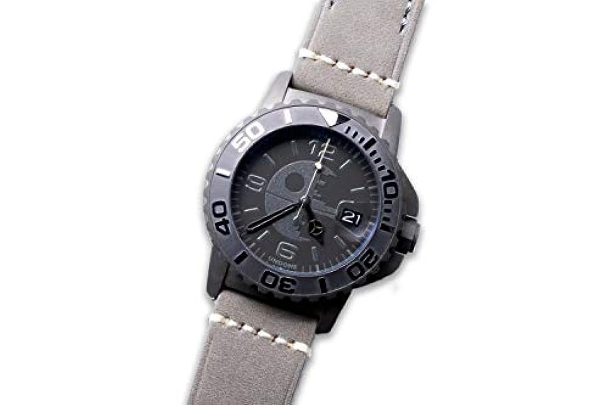 [해외] [언더] 손목시계 DEATH STAR SW-T1008 그레이
