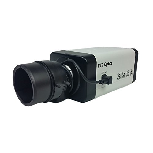 PTZOptics ZCam-4X 2.7MP 1080p Full HD Box Camera