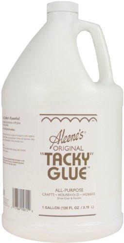 Aleene's Original ''''Tacky'''' Glue-1 Gallon Computers, Electronics, Office Supplies, Computing