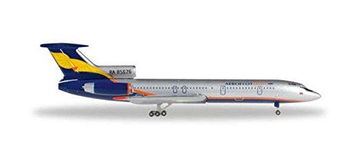 Daron Herpa Aeroflot Don TU154m 1/500