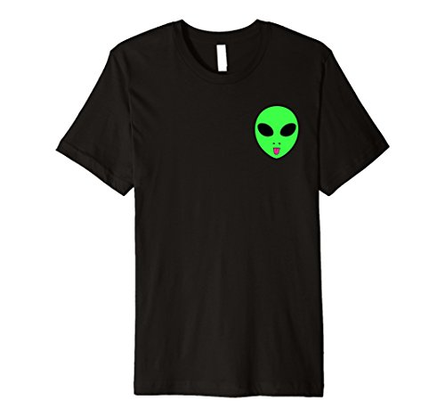 Alien Shirt Sticking Out Tongue product image