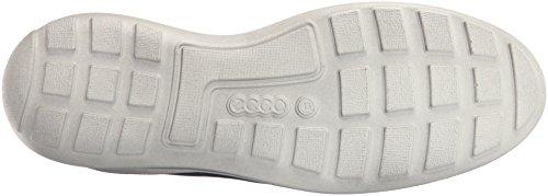 Ecco La Sneaker Da Uomo Fashion Cravatta, Nera, 46 Eu / 12-12,5 M Us
