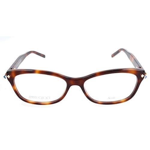 Jimmy Choo Jimmy Choo 161 005L Havana Eyeglasses