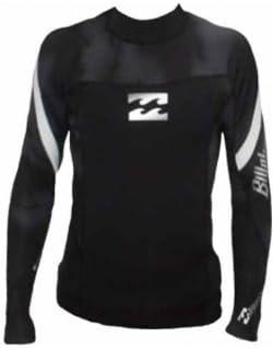 Billabonh G4EQ10 Punch - camiseta de neopreno (1 mm,manga larga, edición limitada), color negroo y blanco Talla:small: Amazon.es: Deportes y aire libre